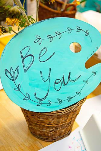 creative arts program at Alongside You in Ladner BC