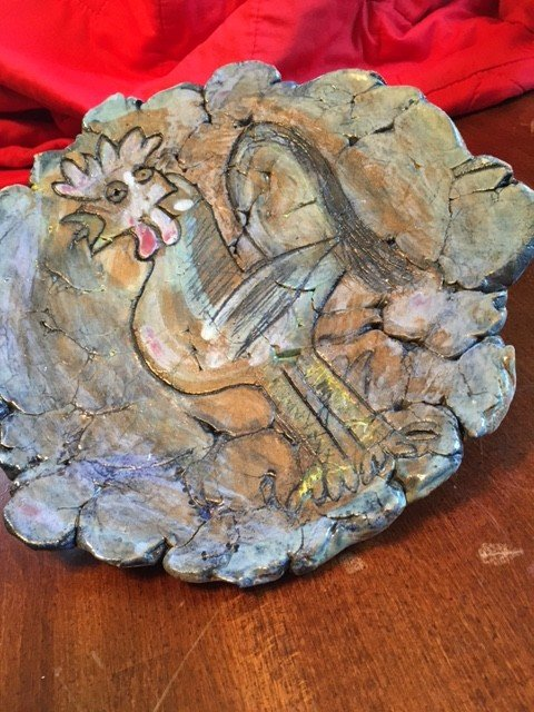 picasso's rooster