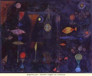 watercolour paul klee