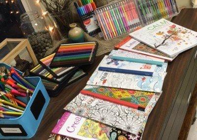 colour books