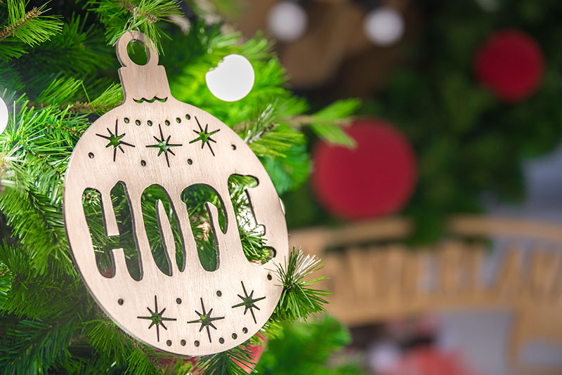 All I Want For Christmas Is Hope