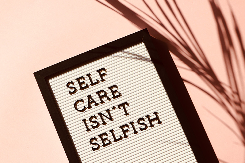 Life Lessons In Self-Care
